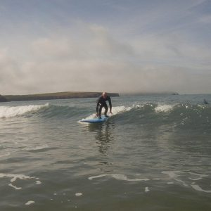 Surfing Holidays in St Davids Pembrokeshire Wales with The Real Adventure CompanyThe Real Adventure Company